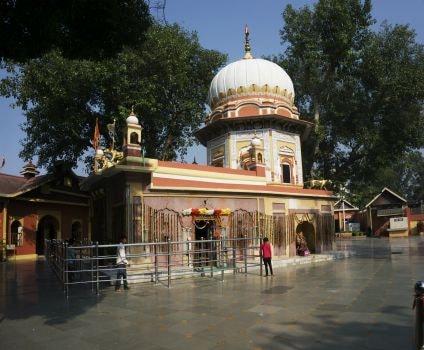 Balasundri Devi Temple, Trilokpur