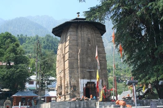 Chaurasi Temple Bharmaur