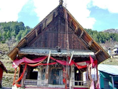 Devi Kothi temple, Churah valley