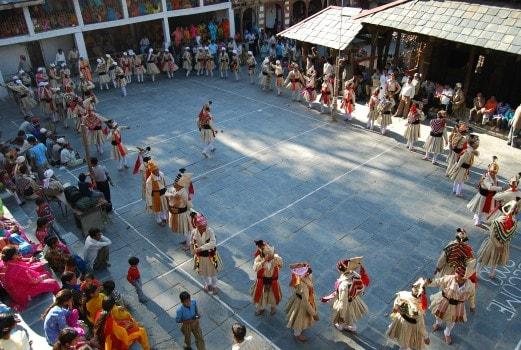Folk Dance-Chamba