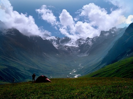 Great Himalayan National Park (Kullu)