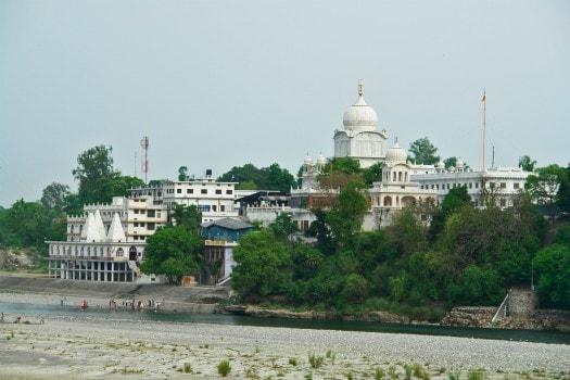 Gurudwara at Paonta Sahib