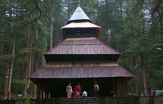 Hidimba Devi temple, Manali