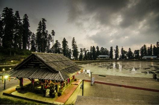 Kamru Nag Lake (Mandi)