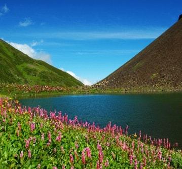 Khundi Lake, Churah Valley (Chamba)