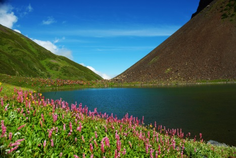 Khundi Lake, Churah Valley (Chamba)