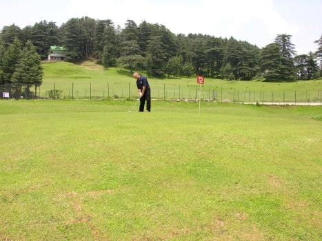 Naldehra golf