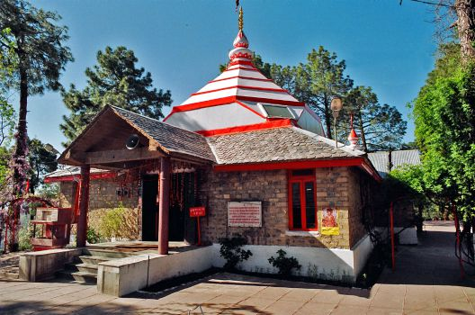 SankatMochan temple, Shimla