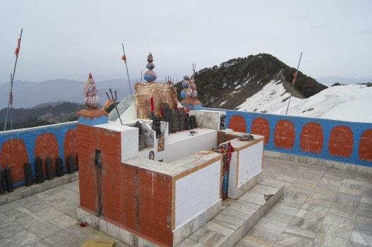 Shikari Devi Temple (Mandi)