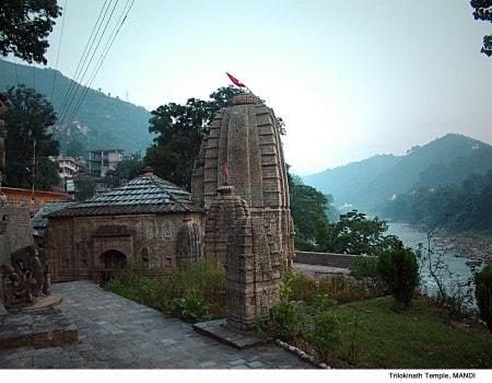 Trilokinath Temple, Mandi