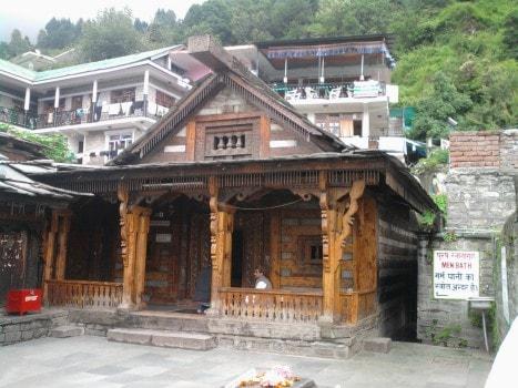 Vashisht Temple Manali