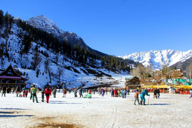 Manali - Himachal Pradesh